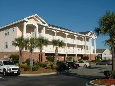 Myrtle Beach Condo/Townhouse For Sale: 3943 Gladiola Ct. #203