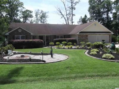 Brunswick County Single Family Home For Sale: 21 Oakbark Ct.