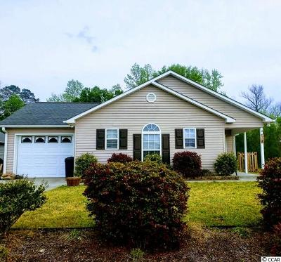 Conway Single Family Home For Sale: 458 Sean River Rd.