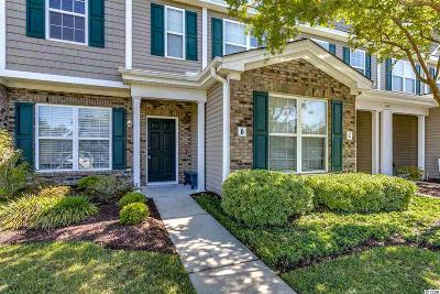 Murrells Inlet SC Condo/Townhouse For Sale: $125,000