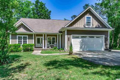 Horry County Single Family Home For Sale: 463 Trestle Way