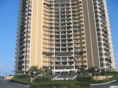 Myrtle Beach Condo/Townhouse For Sale: 9650 Shore Dr. #2011
