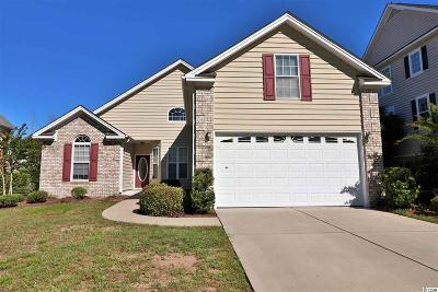 Myrtle Beach Single Family Home For Sale: 2308 Yaupon Dr.