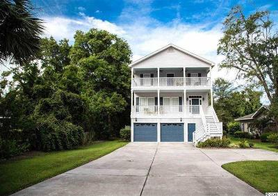 Myrtle Beach Single Family Home Active Under Contract: 308 67th Ave. N