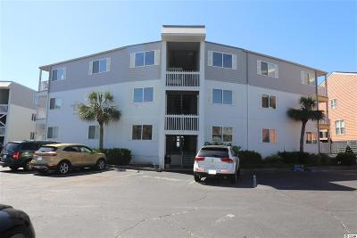North Myrtle Beach Condo/Townhouse For Sale: 6302 Ocean Blvd. N #C-1