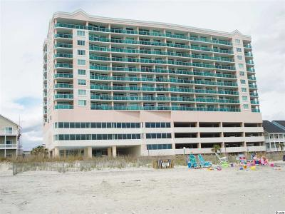 North Myrtle Beach Condo/Townhouse For Sale: 5700 N Ocean Blvd. #PH 1