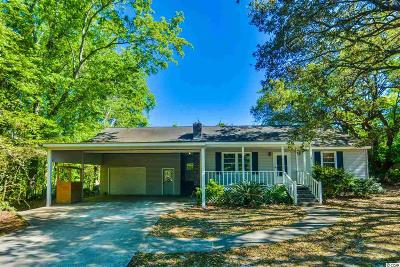 Georgetown Single Family Home Active Under Contract: 504 Birch St.