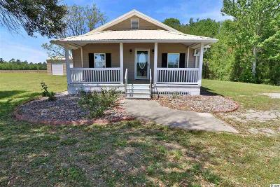 Loris Single Family Home Active Under Contract: 7591 Highway 66