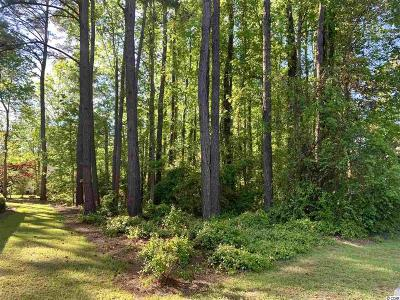 Georgetown County Residential Lots & Land For Sale: Tbd Clancurry Pl.