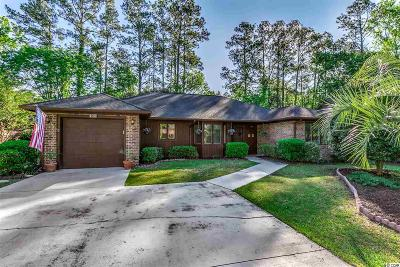 Myrtle Trace Single Family Home Active Under Contract: 105 Timberline Dr.