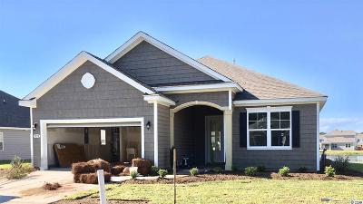 Myrtle Beach SC Single Family Home For Sale: $308,990