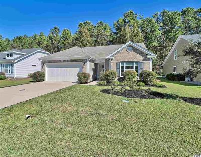 Myrtle Beach Single Family Home For Sale: 536 Running Dee Running Deer Trail