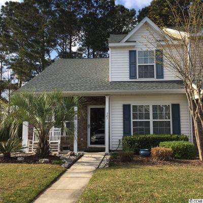 Murrells Inlet SC Condo/Townhouse For Sale: $149,900