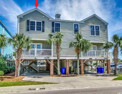 Surfside Beach Single Family Home Active Under Contract: 15a N Ocean Blvd.