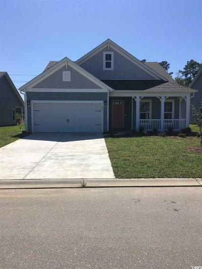 Myrtle Beach SC Single Family Home For Sale: $272,344