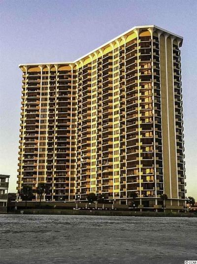 Myrtle Beach Condo/Townhouse For Sale: 9650 Shore Dr. #1609
