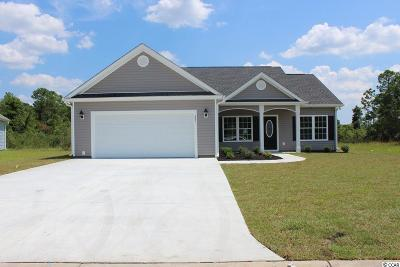 Conway Single Family Home Active Under Contract: 341 Copperwood Loop