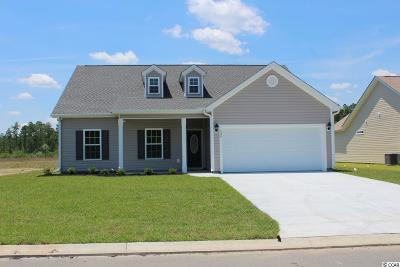 Conway Single Family Home Active Under Contract: 324 Copperwood Loop
