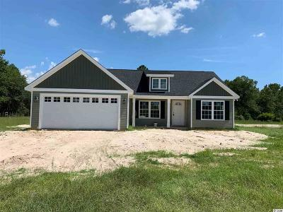 Conway Single Family Home Active Under Contract: 143 Pumpkin Ash Loop