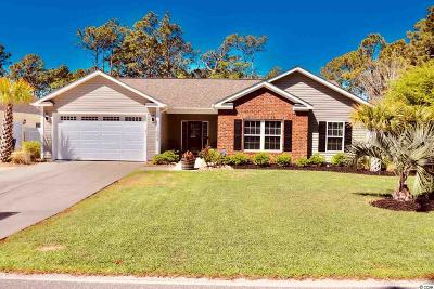 North Myrtle Beach Single Family Home For Sale: 1009 Belle Dr.