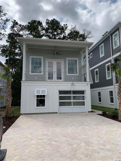 Pawleys Island Single Family Home Active Under Contract: 213 Clamdigger Loop