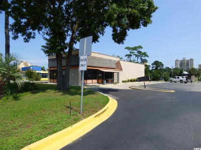 Horry County Commercial For Sale: 2301 S Kings Hwy.