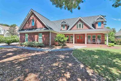 Pawleys Island Single Family Home For Sale: 626 Heritage Dr.