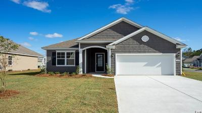 Myrtle Beach SC Single Family Home For Sale: $277,990