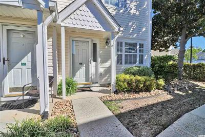 North Myrtle Beach Condo/Townhouse For Sale: 614 3rd Ave. S #5D