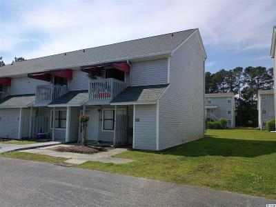 Myrtle Beach Condo/Townhouse For Sale: 801 Burcale Rd. #E-8