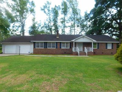 Loris Single Family Home Active Under Contract: 4840 Forest Dr.