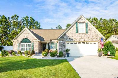 Myrtle Beach SC Single Family Home For Sale: $295,000