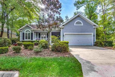 North Myrtle Beach Single Family Home For Sale: 4962 S Island Dr.
