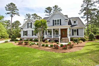 Murrells Inlet Single Family Home Active Under Contract: 40 Rexford Ct.