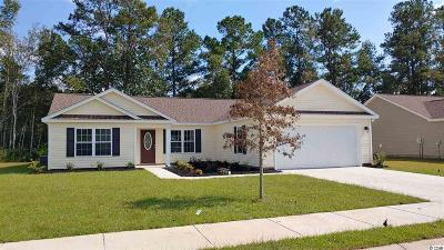 Conway Single Family Home Active Under Contract: 3604 Merganser Dr.