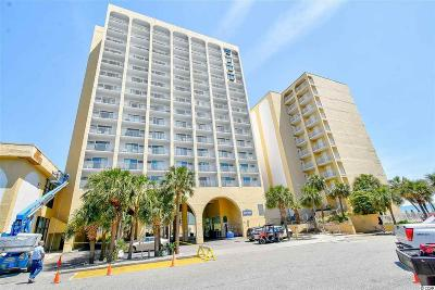 Horry County Condo/Townhouse For Sale: 1207 S Ocean Blvd. #21105