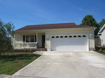 Murrells Inlet SC Single Family Home For Sale: $196,900