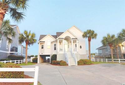Garden City Beach Single Family Home For Sale: 1433 South Waccamaw Dr.