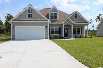 Horry County Single Family Home Active Under Contract: 353 Copperwood Loop