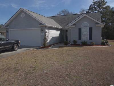 Horry County Single Family Home For Sale: 8404 Tartan Ln.