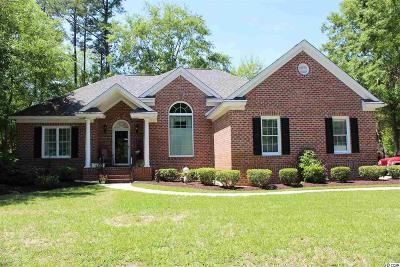 Pawleys Island Single Family Home For Sale: 37 Preston Dr.