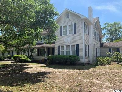 Conway Single Family Home Active Under Contract: 509 Laurel St.