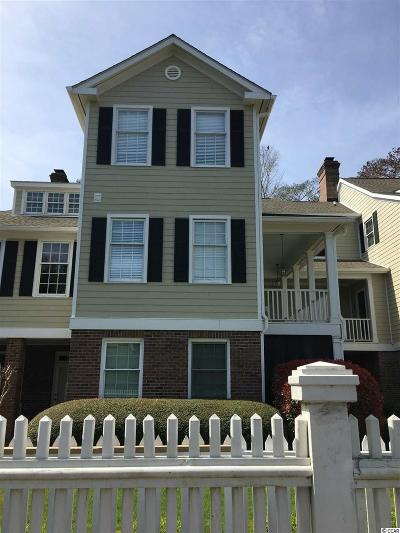Murrells Inlet SC Condo/Townhouse For Sale: $395,000