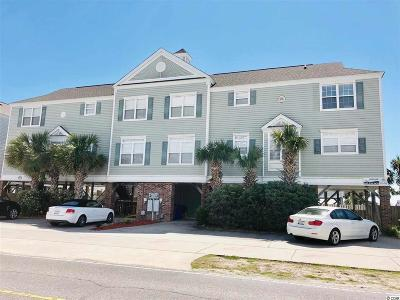 Surfside Beach Single Family Home For Sale: 415 S Ocean Blvd.
