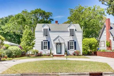 Brunswick County, New Hanover County, Georgetown County, Horry County Single Family Home For Sale: 5807 Haskell Circle