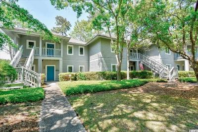 Brunswick County, New Hanover County, Georgetown County, Horry County Condo/Townhouse For Sale: 1221 Tidewater Dr. #2123