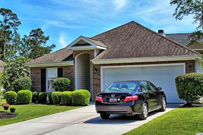 Brunswick County, New Hanover County, Georgetown County, Horry County Single Family Home For Sale: 905 Metherton Ct.