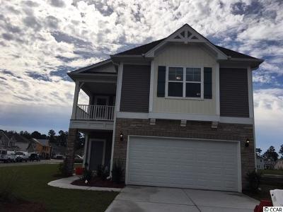 Myrtle Beach Single Family Home Active Under Contract: 5572 Redleaf Rose Dr.