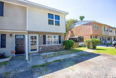 Surfside Beach Condo/Townhouse Active Under Contract: 1602 Fawn Vista Dr. N #6 2-B