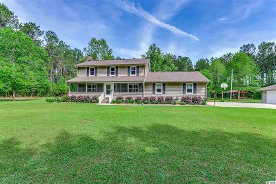 Conway Single Family Home For Sale: 4272 Old Tram Rd.